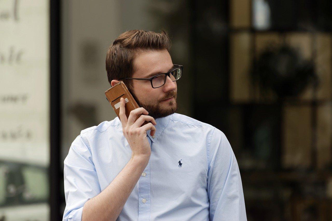 電話するだ根氏